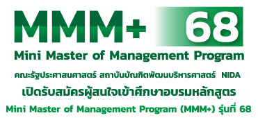 Mini Master of Management Program | MMM 68